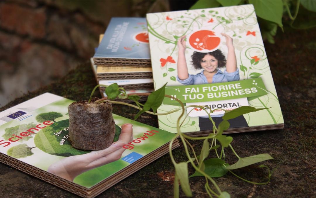 Eco-postcard: scopri 5 settori in cui puoi utilizzarla!