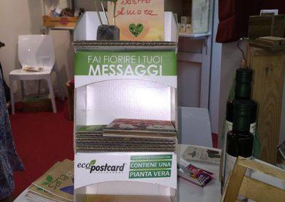 biglietti auguri ecologici per cartolerie
