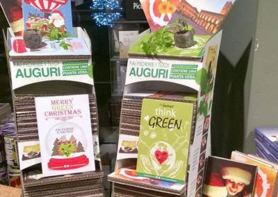 cartoline natale ecologiche cartolerie librerie