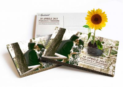 Ecological wedding party favour
