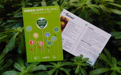 Eco-Postcard protagonista del contest #greencitymilano