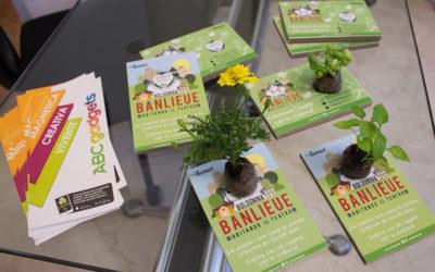 Eco-Postcard è il green gadget scelto per la promozione di Bolognina Banlieue