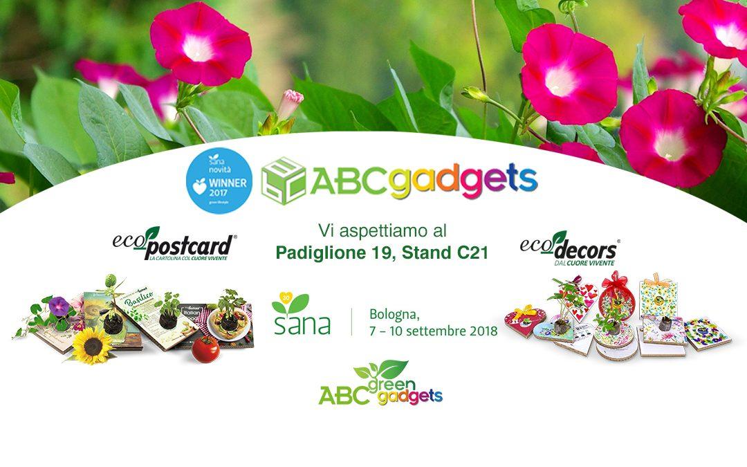Eco-Decors, le decorazioni ecologiche dal cuore vivente tra le Novità SANA 2018