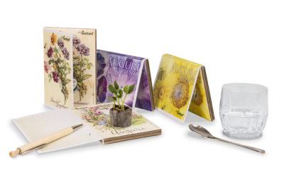 Da Eco-Postcard® nasce il primo Biglietto di Auguri Vivente, tra le Novità del SANA 2019