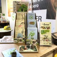 ecopostcard e personalizzata contenitoner
